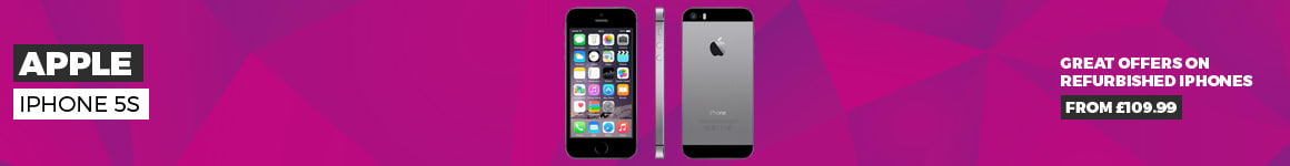 Pre-owned iPhone 5S - Buy Now at GAME.co.uk