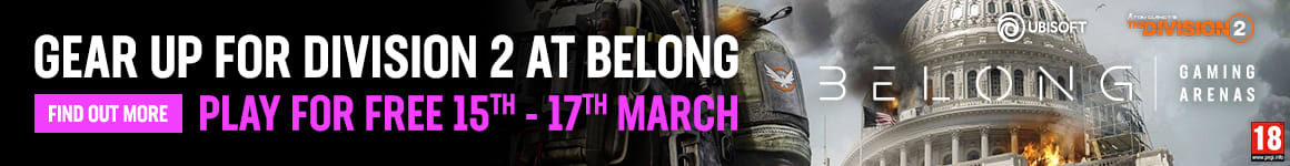 Belong Gaming Arenas - Find Out More
