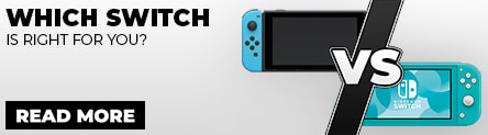 Nintendo Switch vs Nintendo Switch Lite, which is better