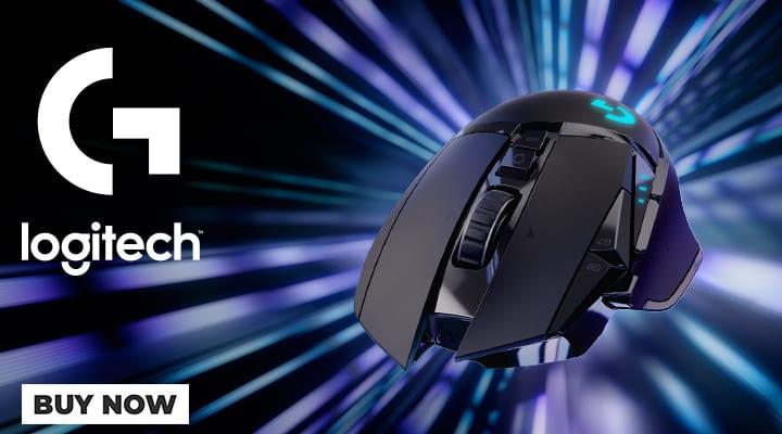 Logitech G502 Lightspeed Mouse