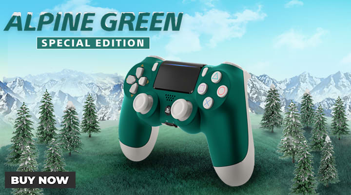 Special Edition Alpine Green Controller