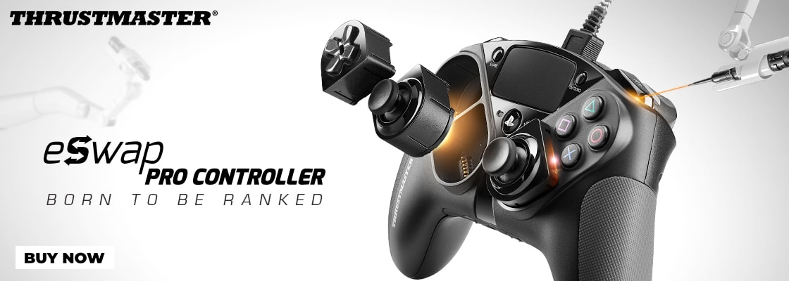 Thrustmaster Controller