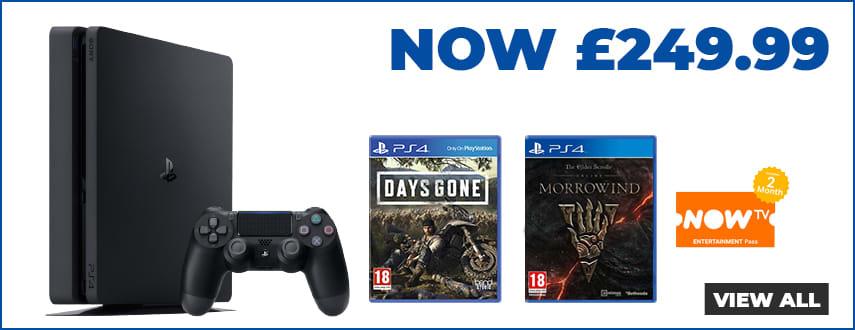 Playstation Days Gone Bundle Offer