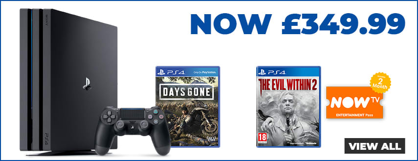 PlayStation Console Deals
