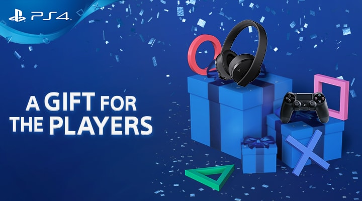 Playstation Headsets and Controllers