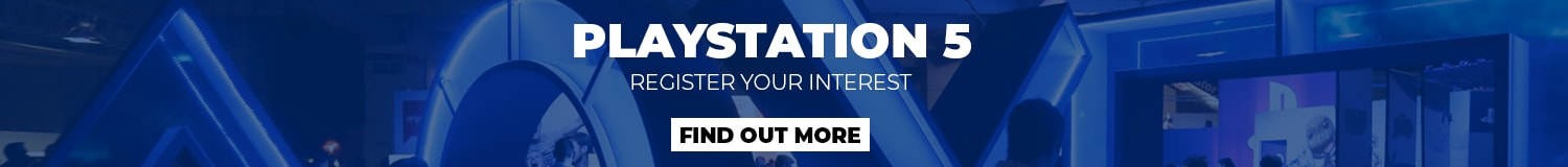 Playstation 5 - Register Your Interest
