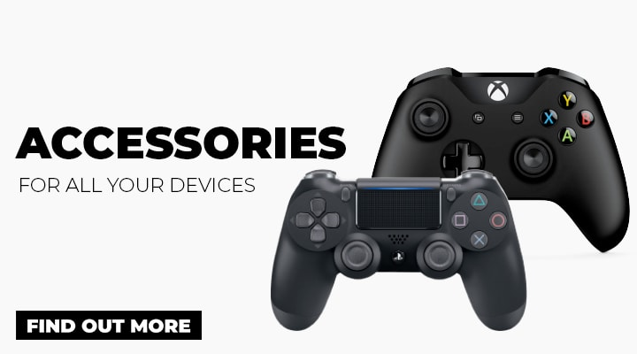 Buy Phone Accessories at GAME.co.uk