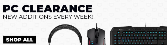 PC Clearance Offers