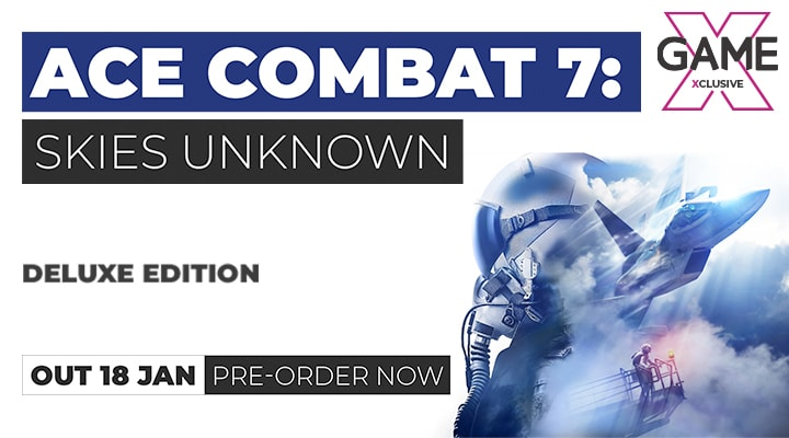 Ace Combat 7 - Pre-Order on Xbox