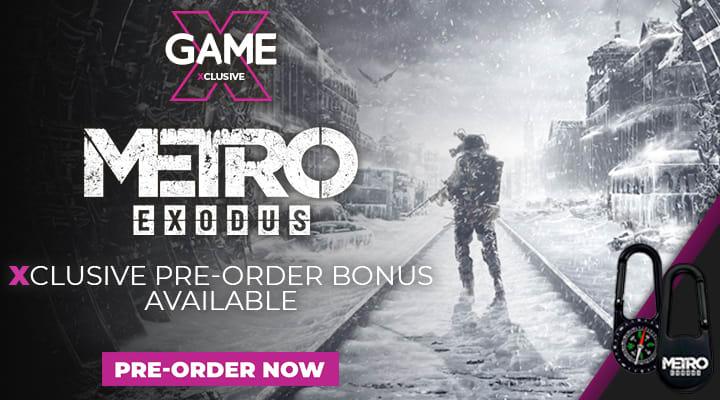 Metro Exodus on Xbox