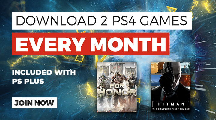 PS Plus Monthly Games