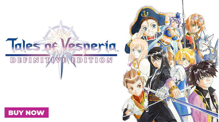 Tales of Vesperia Definitive Edition - Buy Now