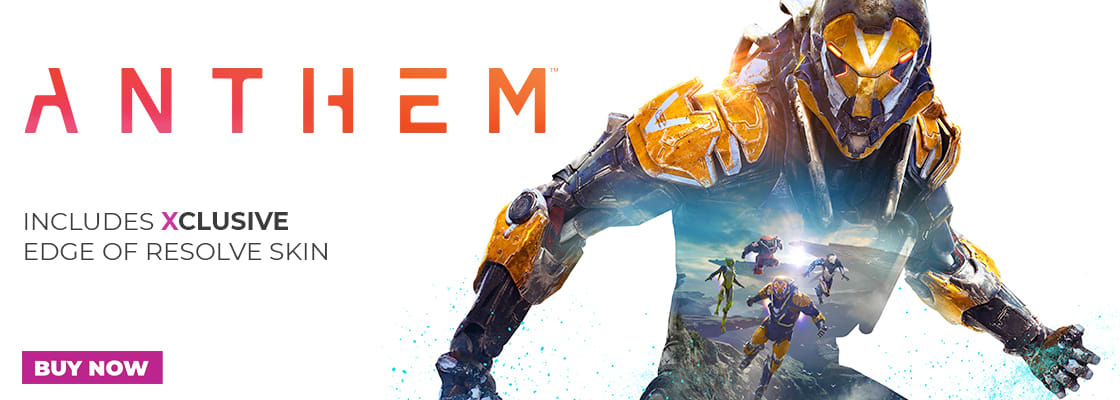 Out Now - Anthem