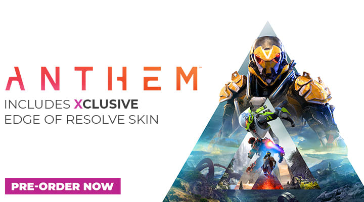 Anthem - Pre-Order at GAME