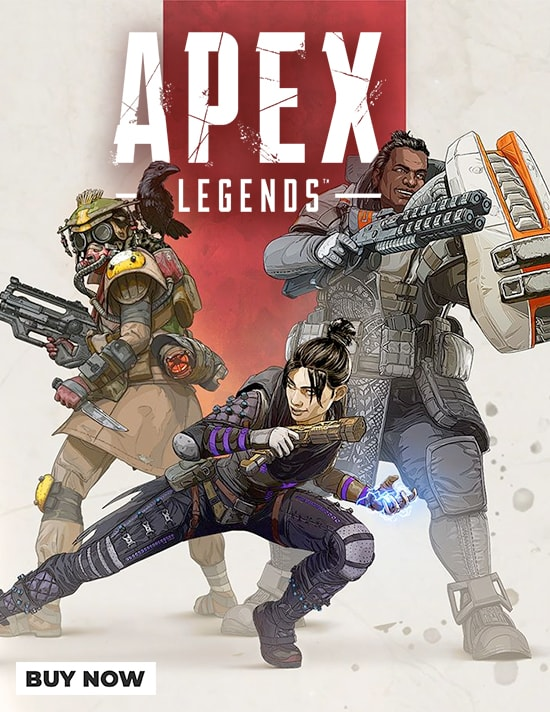 Apex Legends - Find Out More