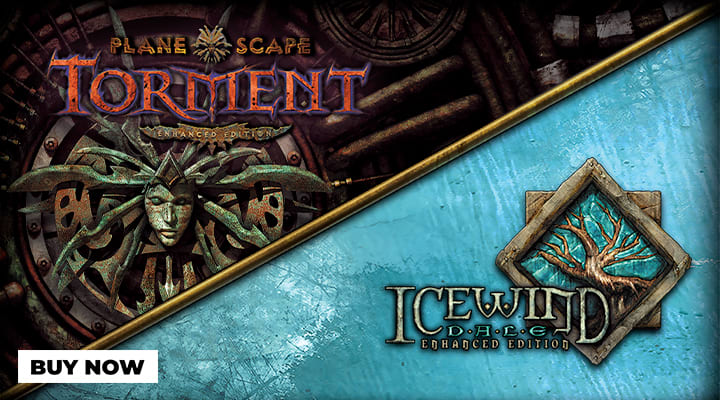Planscape Torment and Icewind Dale Collection