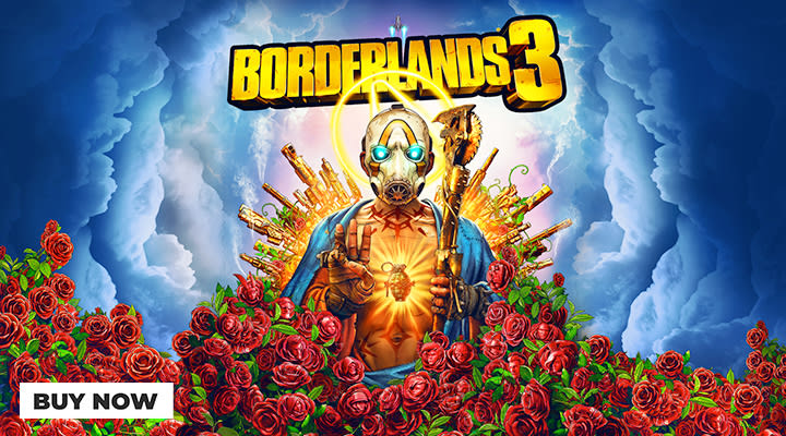 Borderlands 3 - Out Now