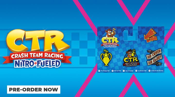 Crash Team Racing: Nitro Fueled - Coming Soon