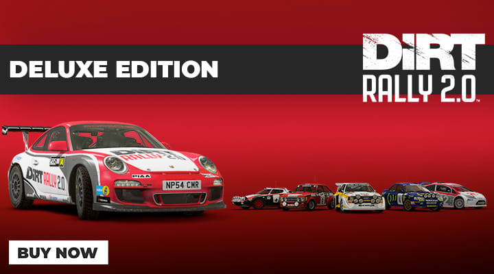 Out Now - Dirt Rally 2.0