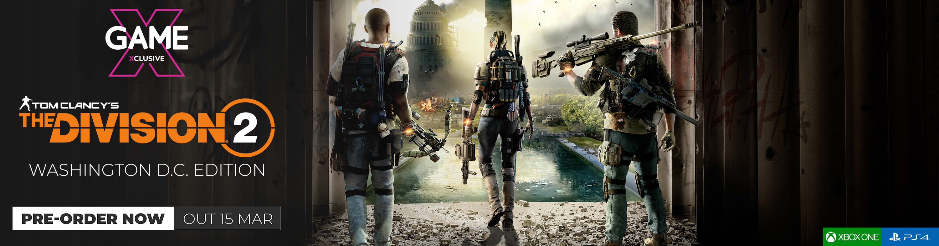 Tom Clancy's The Division 2 - Washington D.C Edition