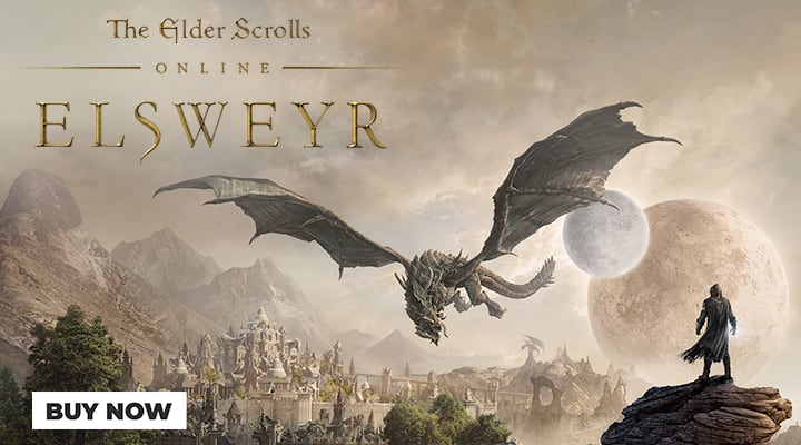 The Elder Scrolls Online: Elsweyr - Out Now