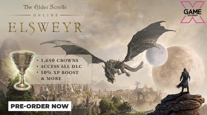 Elder Scrolls Online: Elsweyr - Coming Soon
