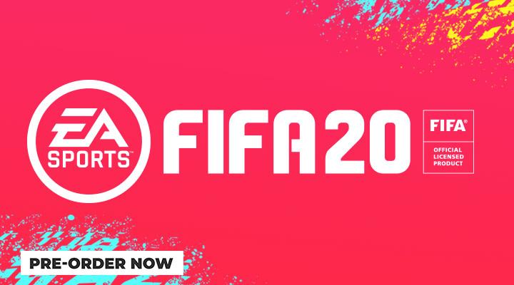 FIFA 20 Coming Soon