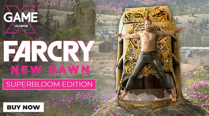 Out Now - Far Cry New Dawn on Xbox One
