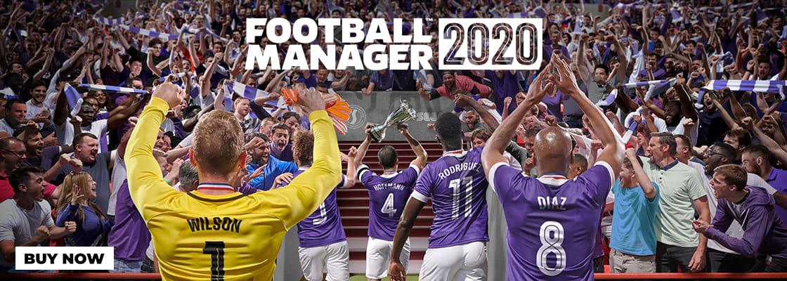 FootballManager2020