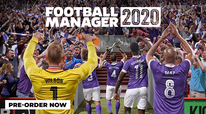 FootballManager2020