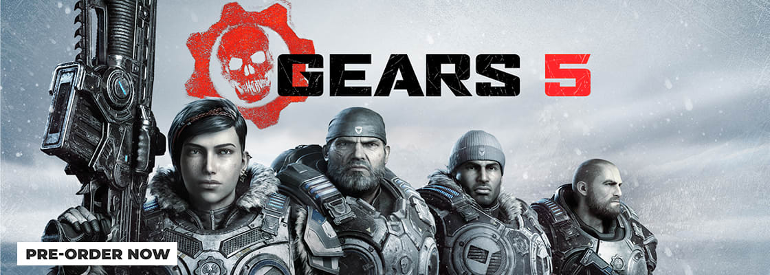 Gears 5 - Coming Soon