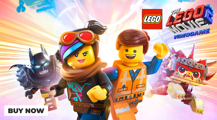 The Lego Movie 2 Videogame - Buy Now