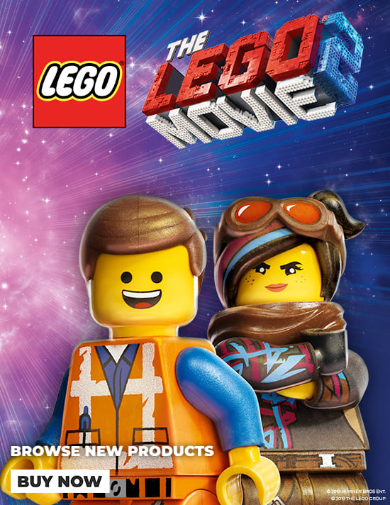 Lego - Browse New Products