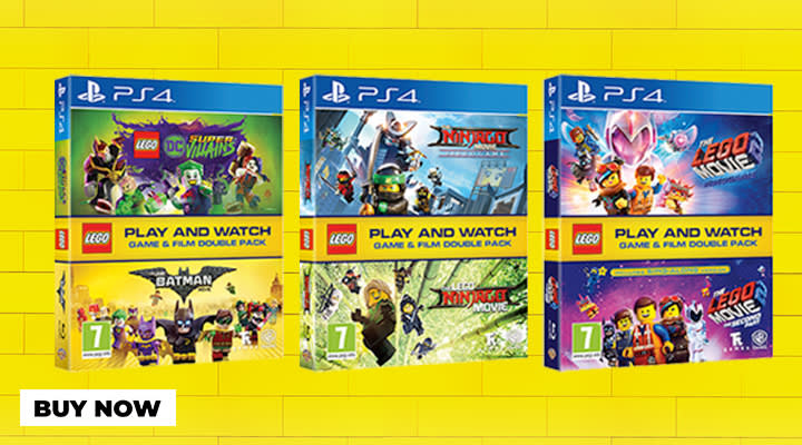 LEGO Games Double Packs