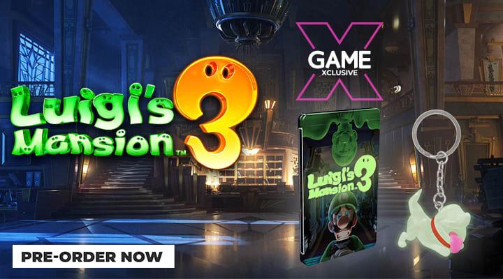 Luigi's Mansion 3 - Pre-Order Now