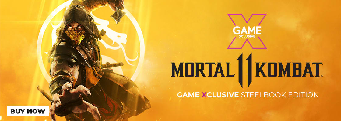Mortal Kombat 11 - Out Now at GAME