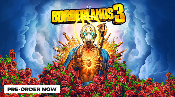 Borderlands 3 - Pre-order at GAME