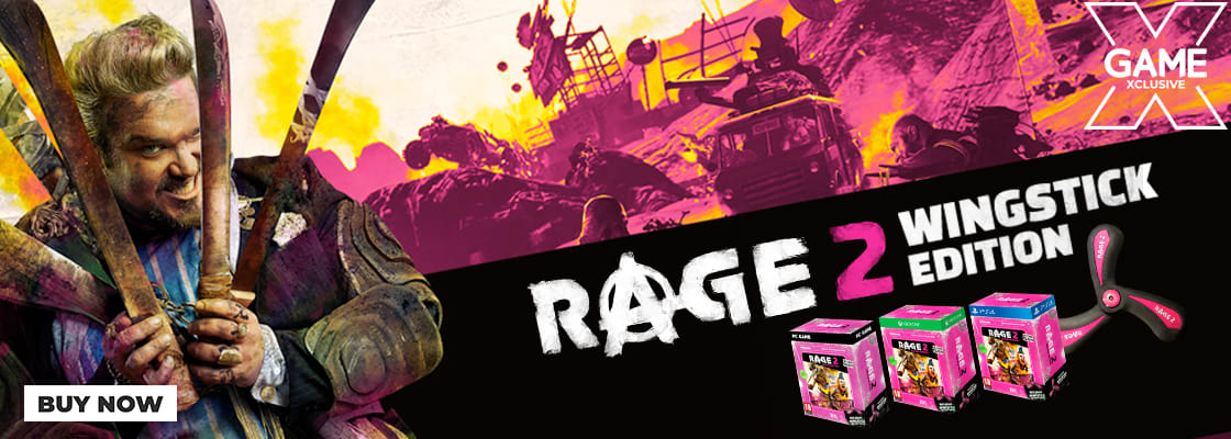 RAGE 2 - Out Now at GAME