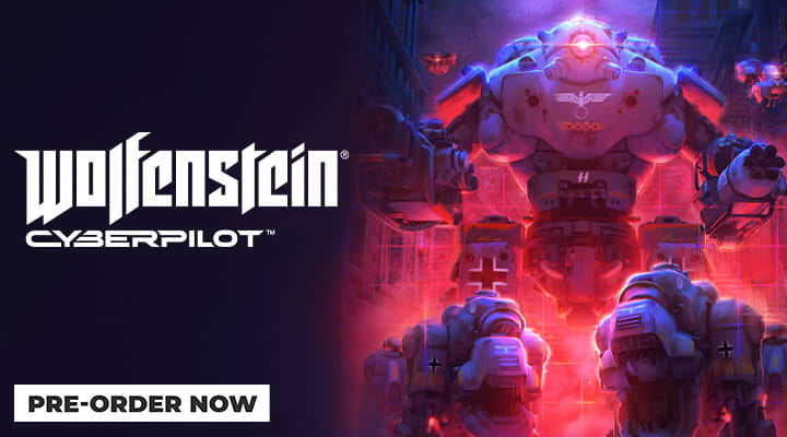 Wolfenstein Cyberpilot for PSVR - Coming 26th June