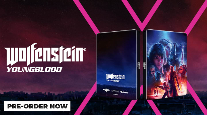 Wolfenstein Young Blood - Preorder Now