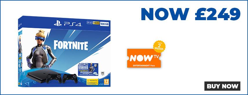 Playstation Fortnite Bundle Offer