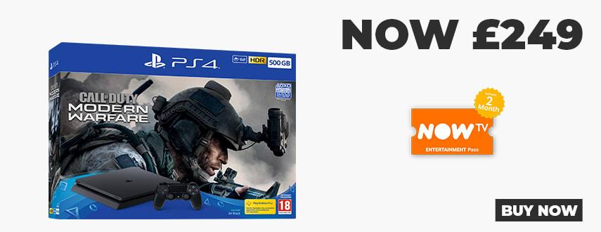 Playstation 4 Bundle Offer