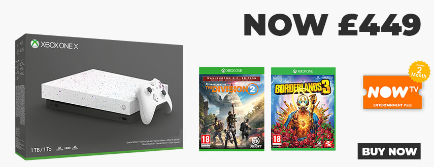 Xbox One X Featured Deal