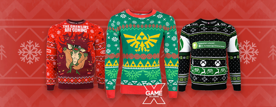 Christmas Jumpers 25% Off