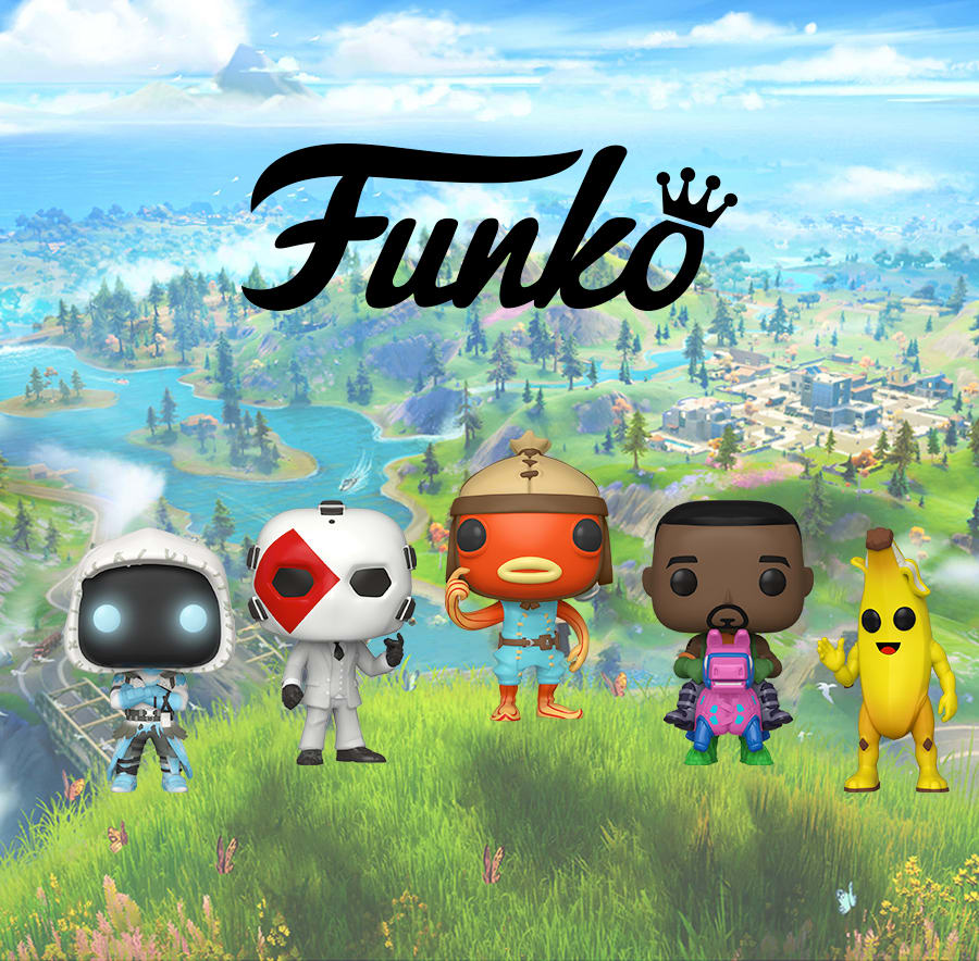 Fortnite Funkos in 2020