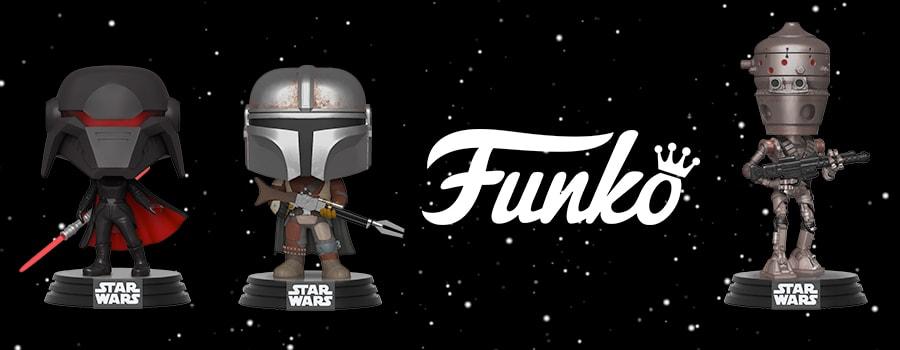 New Star Wars POP! Funkos