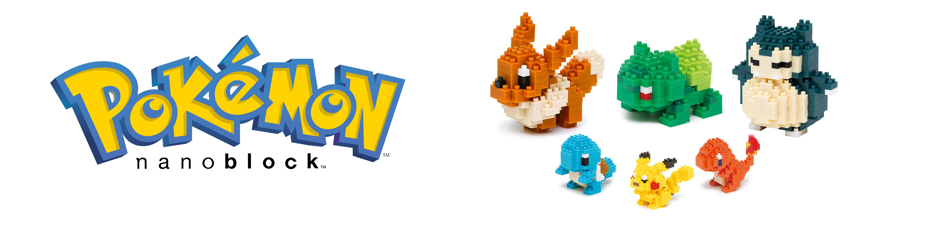 Pokémon Nanoblocks