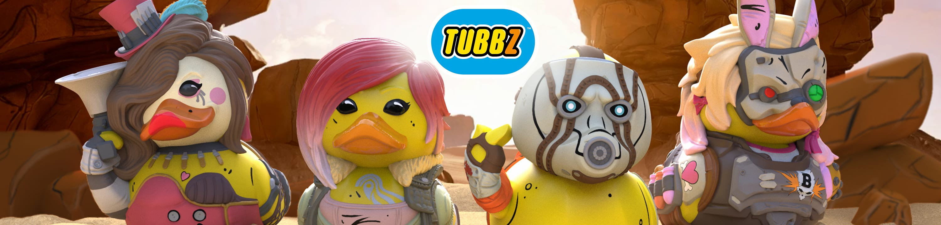 Tubbz! Cosplaying Ducks
