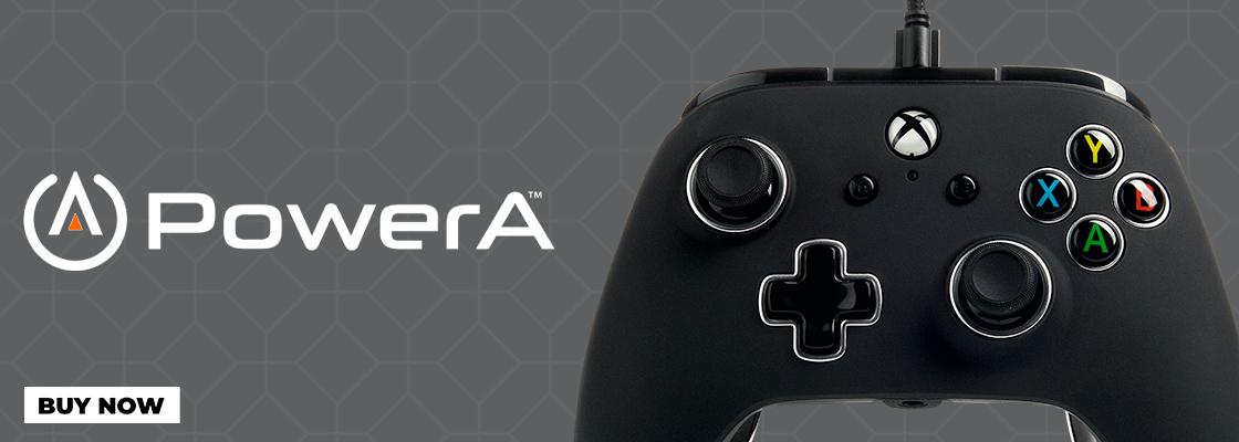 PowerA Fusion Pro Controller