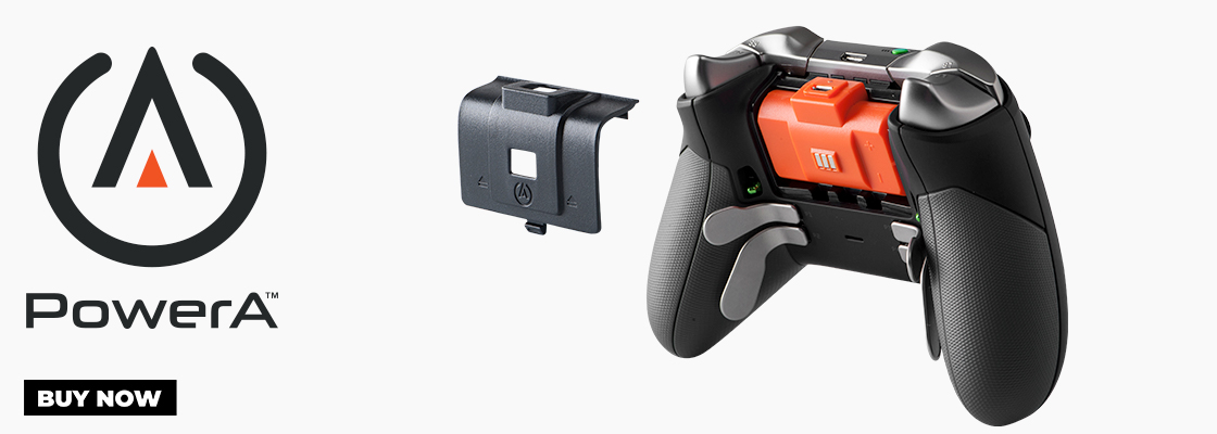 PowerA Play & Charge Kit Plus